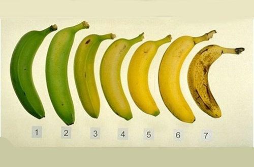 一番体に良いバナナの食べ頃は?