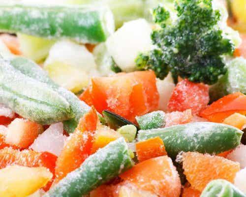 健康的な食べ物の間違えた食べ方