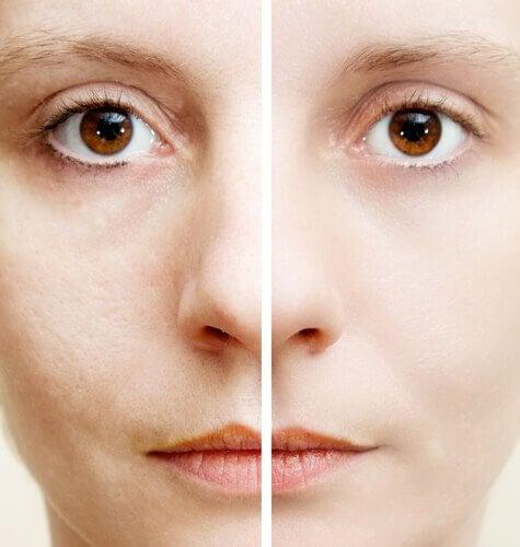 透明感のある肌へ/-5つの天然成分-