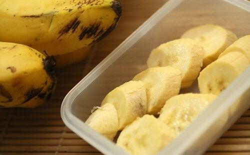 バナナと健康上の問題1
