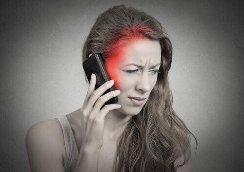 携帯電話の電磁波の影響