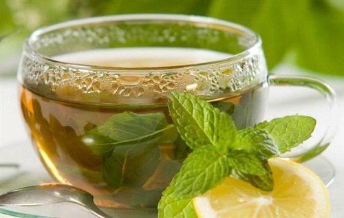 関節炎と緑茶