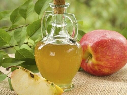 減量効果が期待できる「りんご酢」の飲み方
