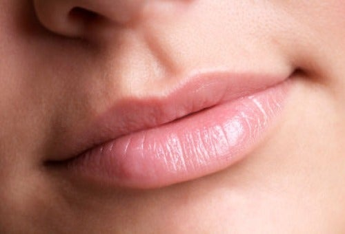 4-ヘルシーな唇