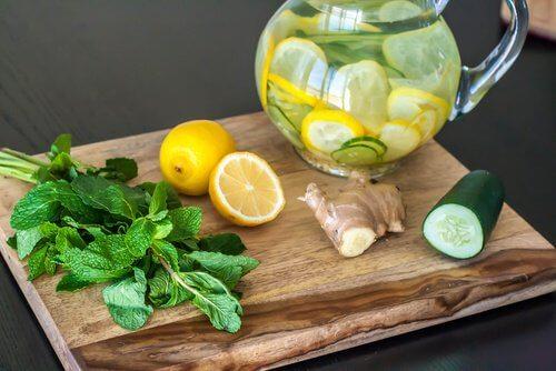 レモンなどを用いたデトックス&クレンズ・ダイエット