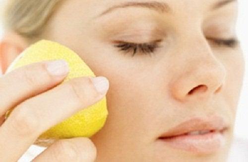 レモン美顔法