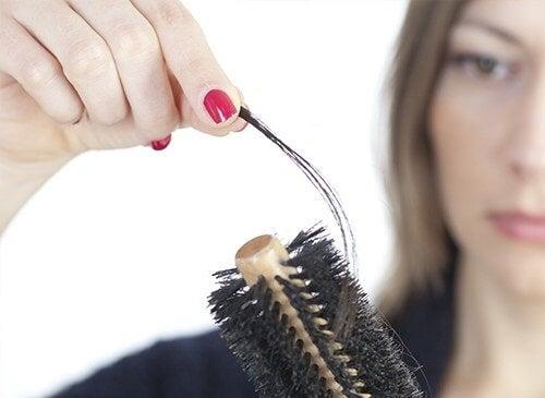 抜け毛予防のすすめ