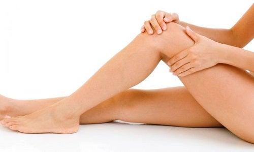 足の血行を改善する食品
