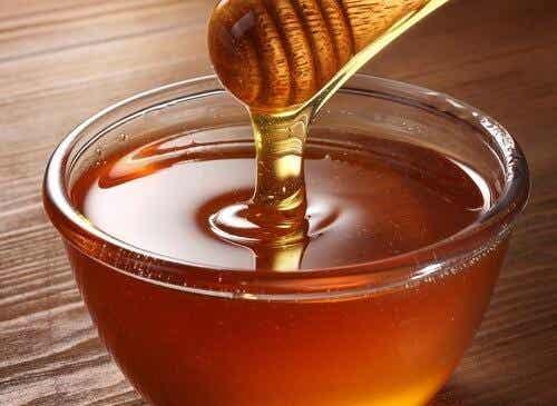 ハチミツの6つの効能
