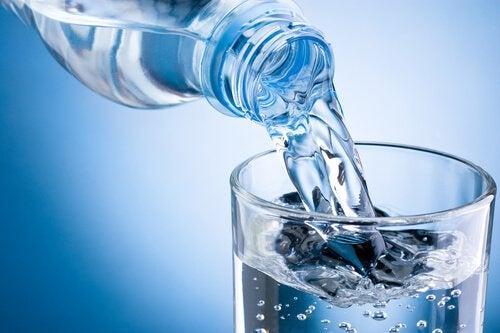 不眠に効く水