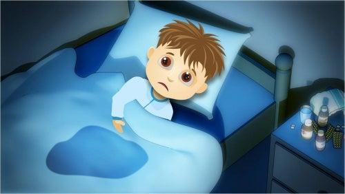子供が布団を濡らしてしまったら?/原因と対処法