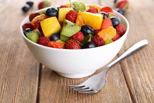 炎症を抑える効果のある果物ベスト5