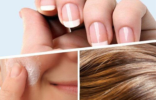 髪の毛、肌、爪を綺麗にするには「体の内側から」