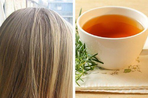 髪の毛を自然に明るくする方法