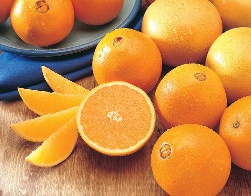 オレンジの知られざる効用