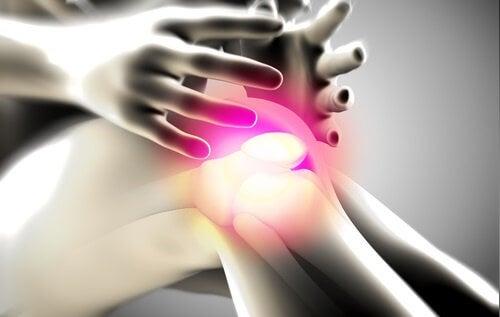 関節痛をやわらげるために