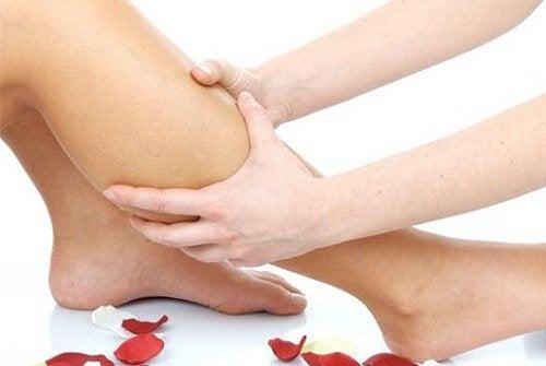 筋けいれんの治療と予防