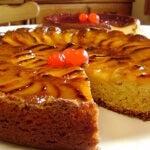 アップルスポンジケーキの作り方