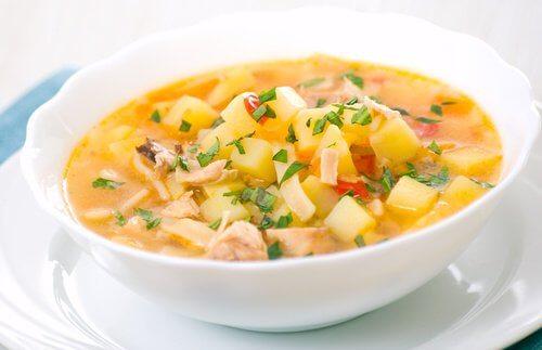 ヘルシースープの作り方