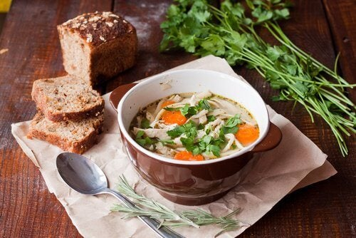 5-soup-and-bread
