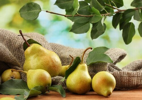 Benefits-of-pears
