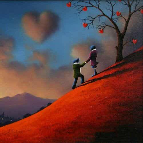 愛は自分から示すことが大切