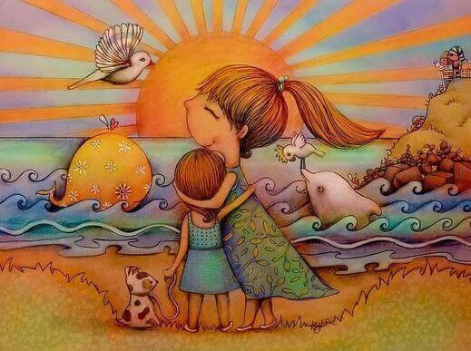 childhood-love
