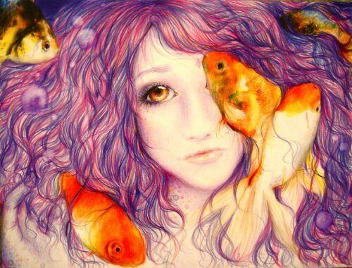 woman-with-fish