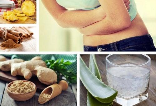 胸やけ、胃痛に効く自然療法11