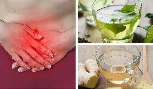 腸内ガスに効果的な煎じ茶ベスト8