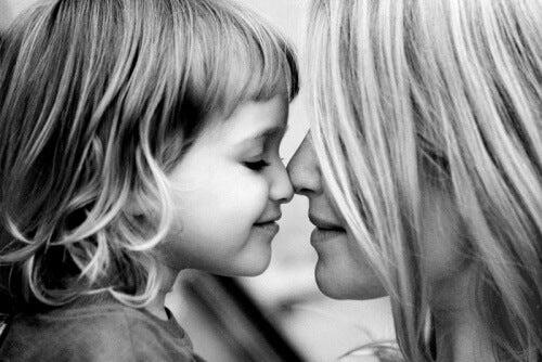子供の不安を消し去り愛情で満たすために