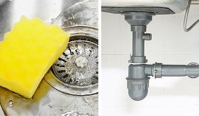 悪臭を撃退!シンプルでエコな排水管の洗浄方法
