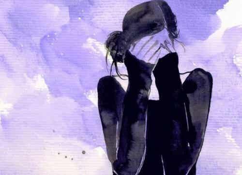 泣いて心を解放することの大切さ