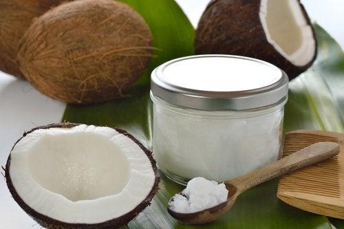ココナッツが肥満に効く?