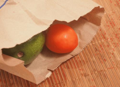 アボカドとトマト