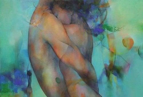 愛情を示すこととは相手の魂に触れること