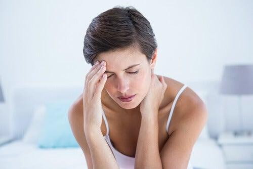 頭痛と女性