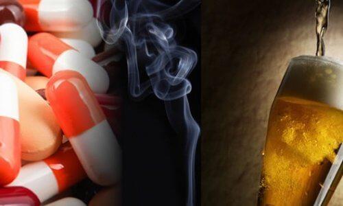 タバコとお酒
