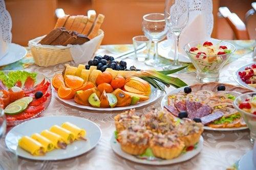 間違った食品の保存法