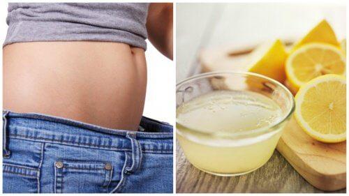 レモンをダイエットに活用する方法