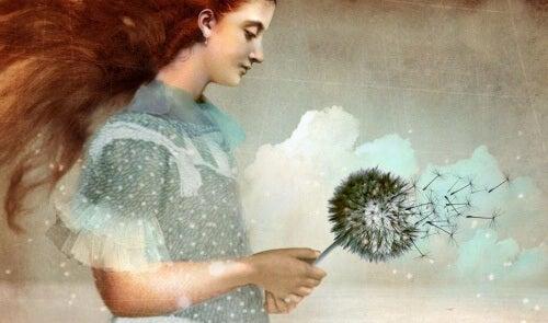 woman-with-dandelion-goodbye-ritual