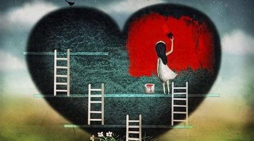 自分を愛することから始めよう 自分が望む愛を求めて