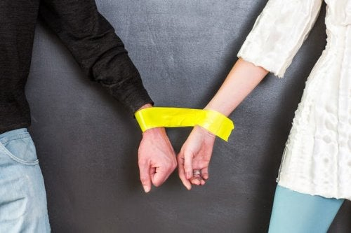 tied-couple