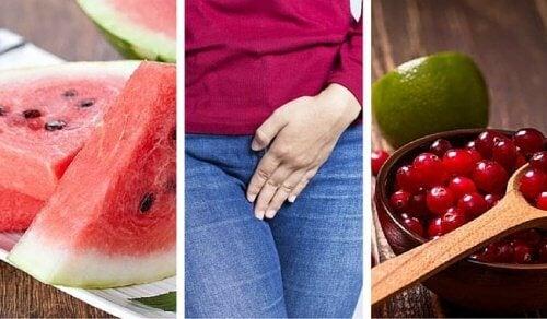 膀胱をきれいにする6つの自然療法
