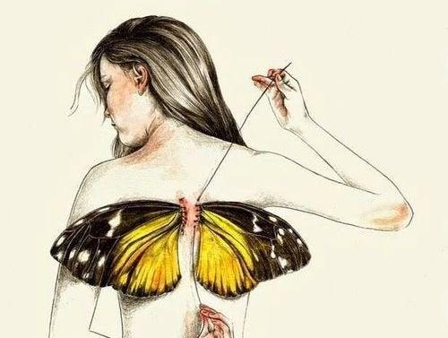 人生に奪われた翼を取り戻し自由に向かって飛び立とう!