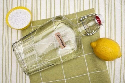 レモンとお酢