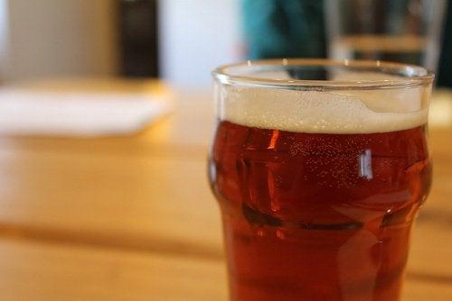ビールの効能