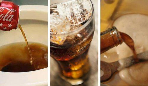 コカコーラの驚くべき活用法8選