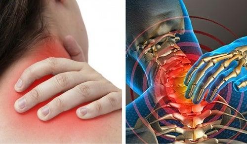 首の痛みの6つの要因