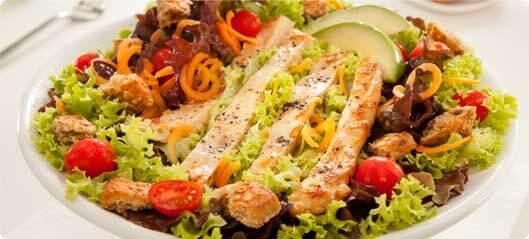 linseed-salad